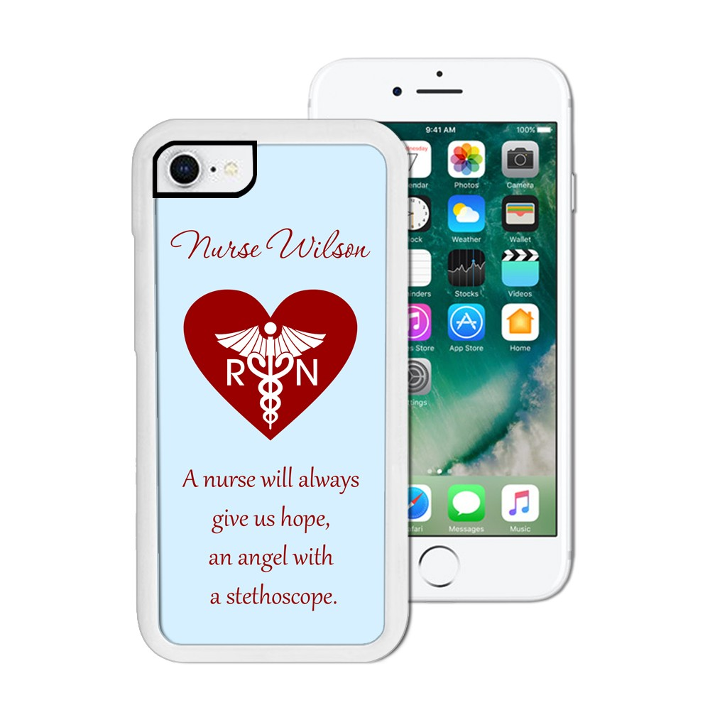 personalized iphone cases nurses personalized iphone 3116