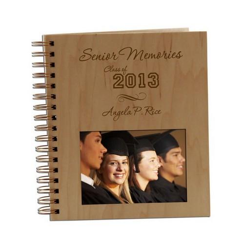 Senior Memories Graduation 4x6 Photo Album