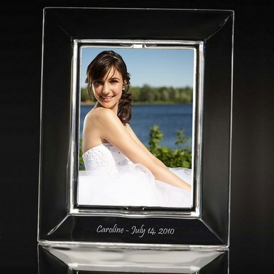 Crystal 5X7 Photo Frame