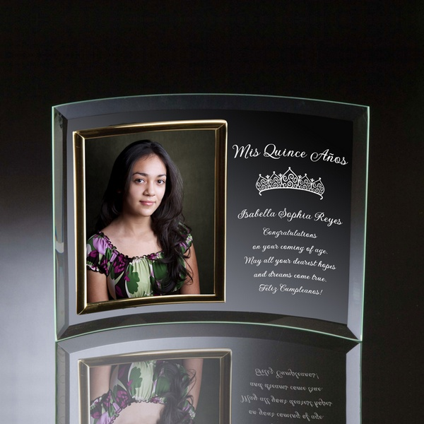 Personalized Birthday Picture Frames and Photo Albums