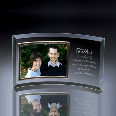 Father Horizontal 4x6 Photo frame
