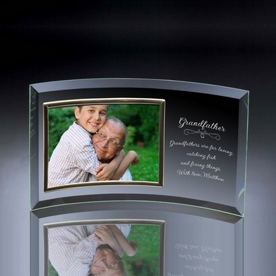 Grandfather Horizontal 4x6 Photo frame