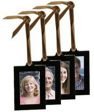 Set of Four Miniature Hanging Frames