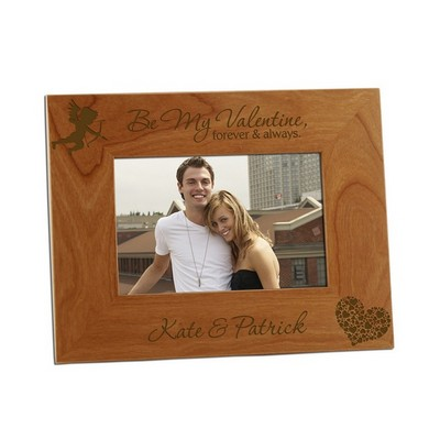 Be My Valentine 4x6 Photo Frame