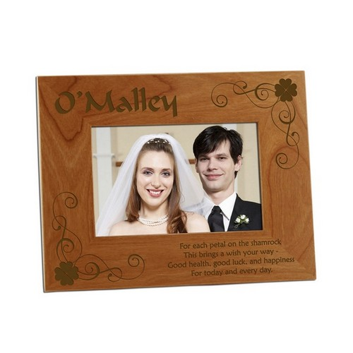 Irish Blessing 4x6 Photo Frame