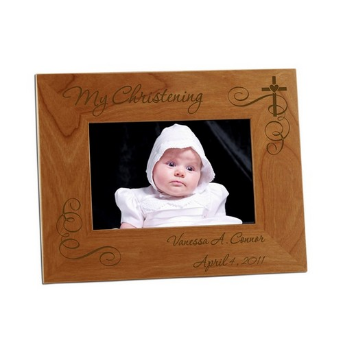 My Christening 4x6 Photo Frame