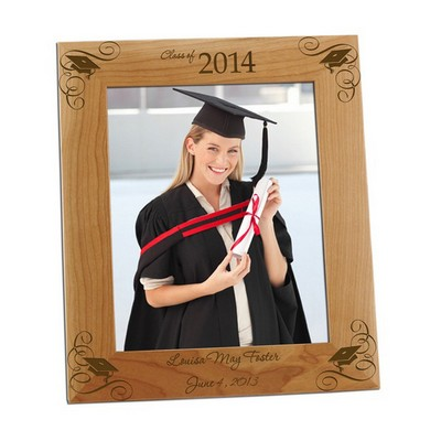 Graduation Portrait 8x10 Photo Frame
