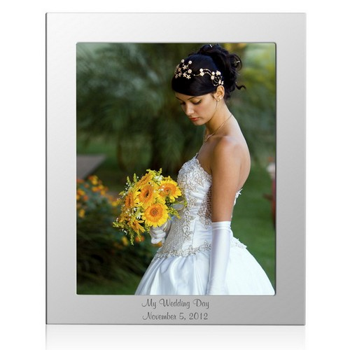 Personalized Wedding Picture Frames 8x10 : Personalized Gifts and Engraved Gift Ideas for all Occasions!