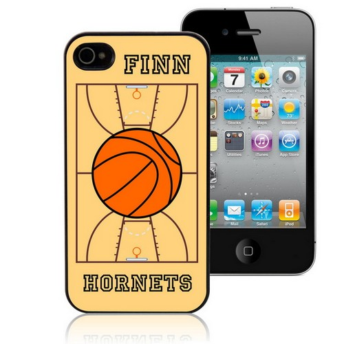 Personalized Basketball iPhone Case