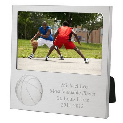 Personalized Basketball Photo Frame