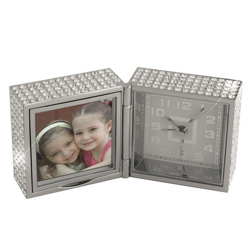 Personalized Bejewel Clock