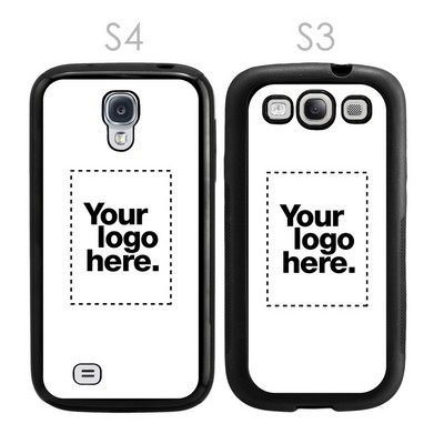 Personalized Company Logo Galaxy S3-S4 Case
