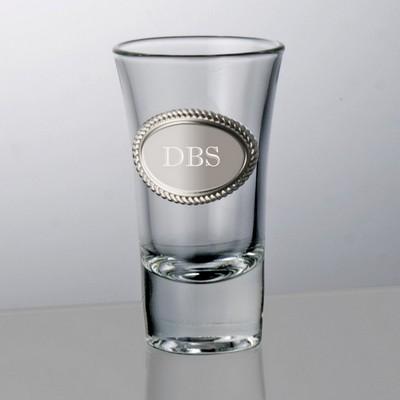 Personalized Cordial Shot Glass