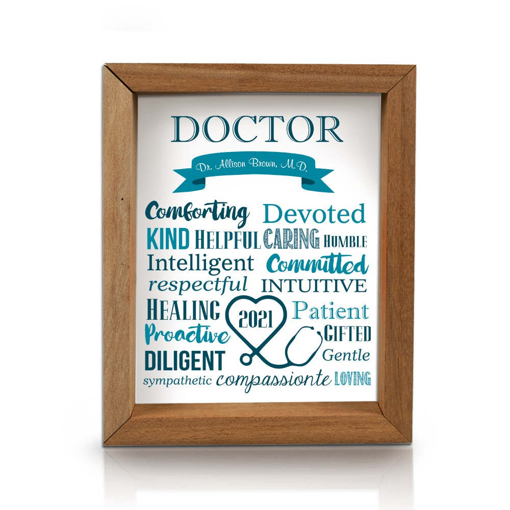 Admirable Personalized Framed Shadow