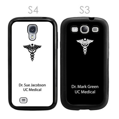 Personalized Galaxy S3-S4 Case for Doctors