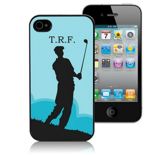 Personalized Golf iPhone Case