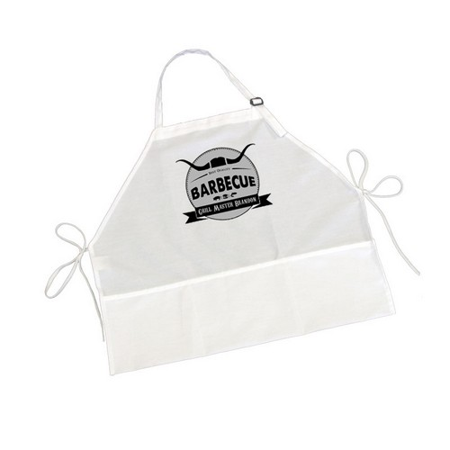 Personalized Grill Master Barbecue Apron for Him