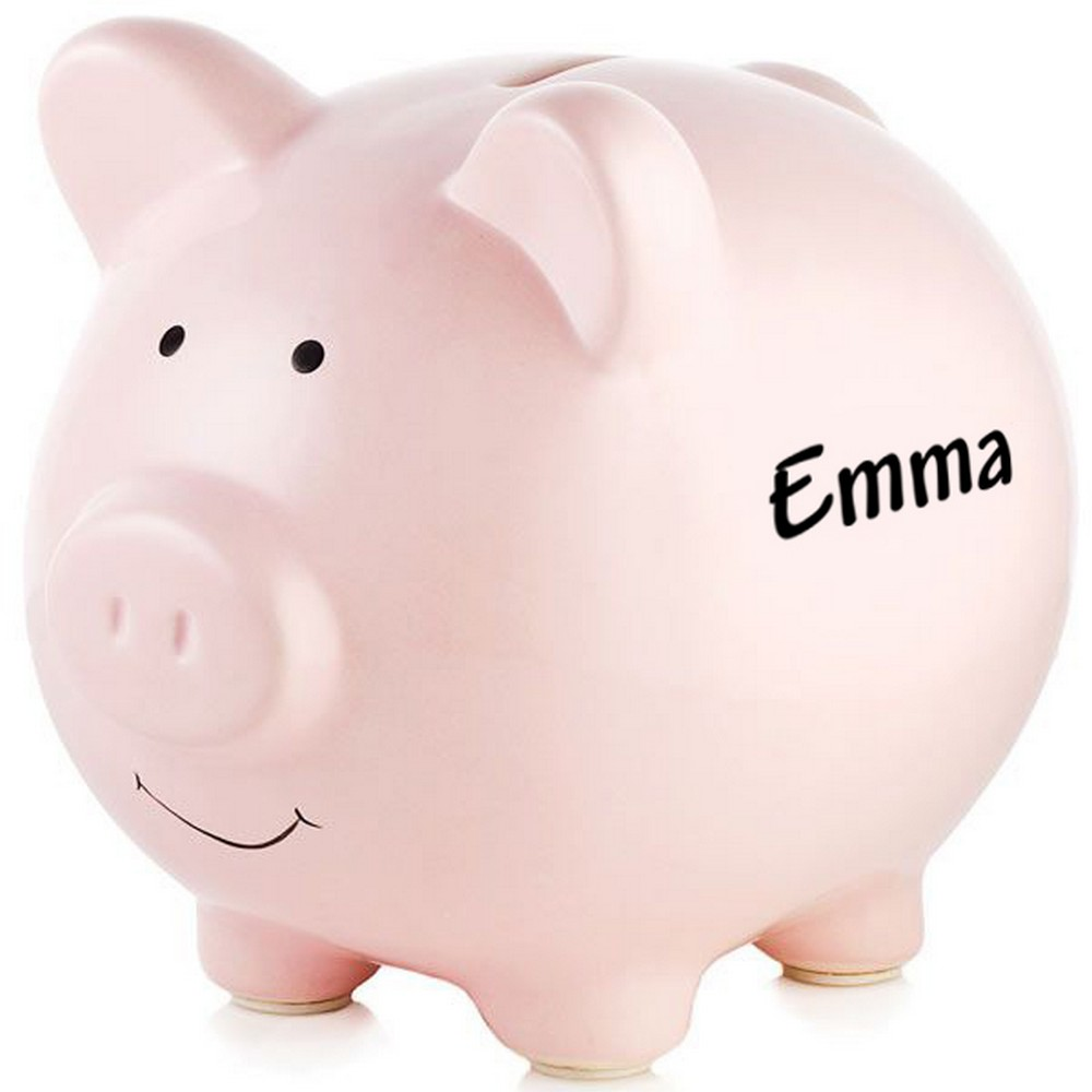 personalized piggy banks for kids customized coin banks for babies