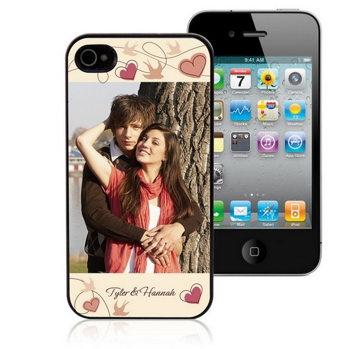 Personalized Romantic Photo iPhone Case