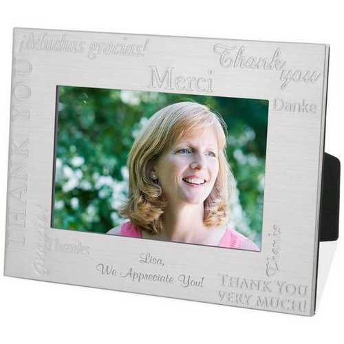 Personalized Thank You Photo Frame