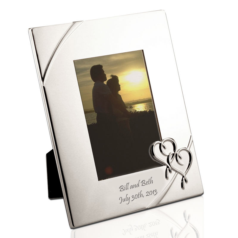 Personalized True Love 5x7 Picture Frame by Lenox
