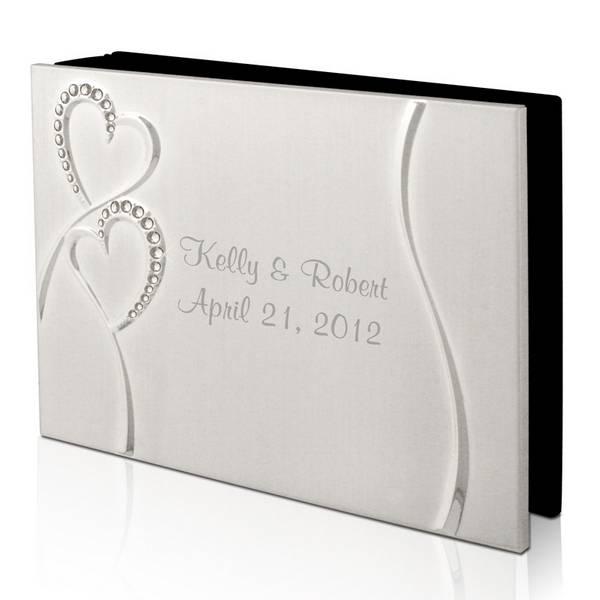 Personalized Wedding Romance Silver 4x6 Photo Al Therapyboxfo