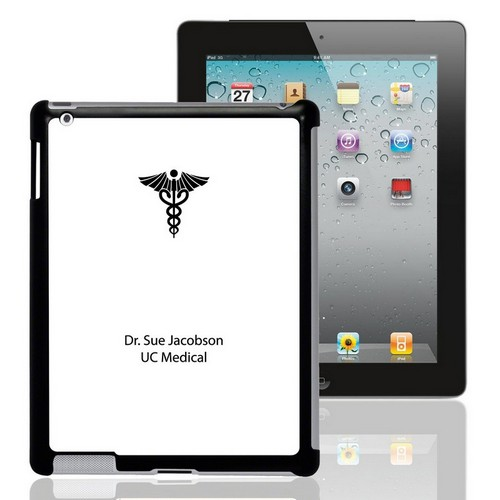 Personalized iPad Case for Doctors