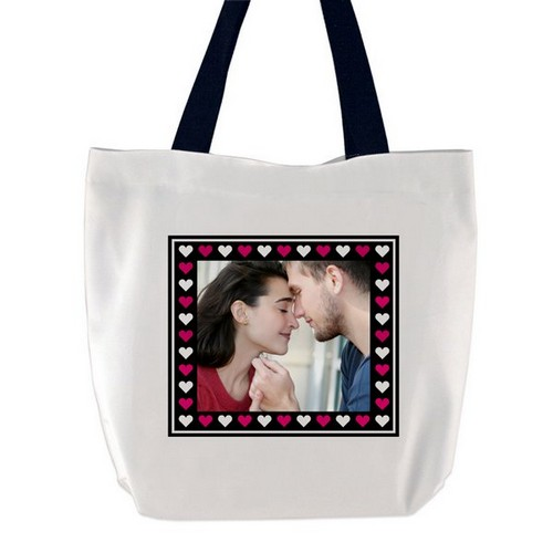 Valentine Photo Tote Bag