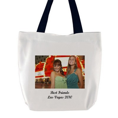 Design Your Own Photo Tote Bag