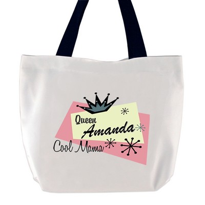 Cool Mama Retro Tote Bag