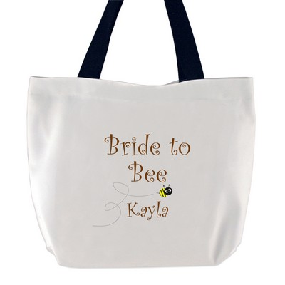 Bride to Bee Tote Bag