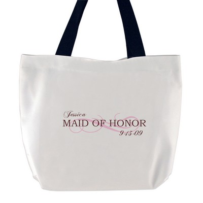 Maid of Honor Classic Tote Bag