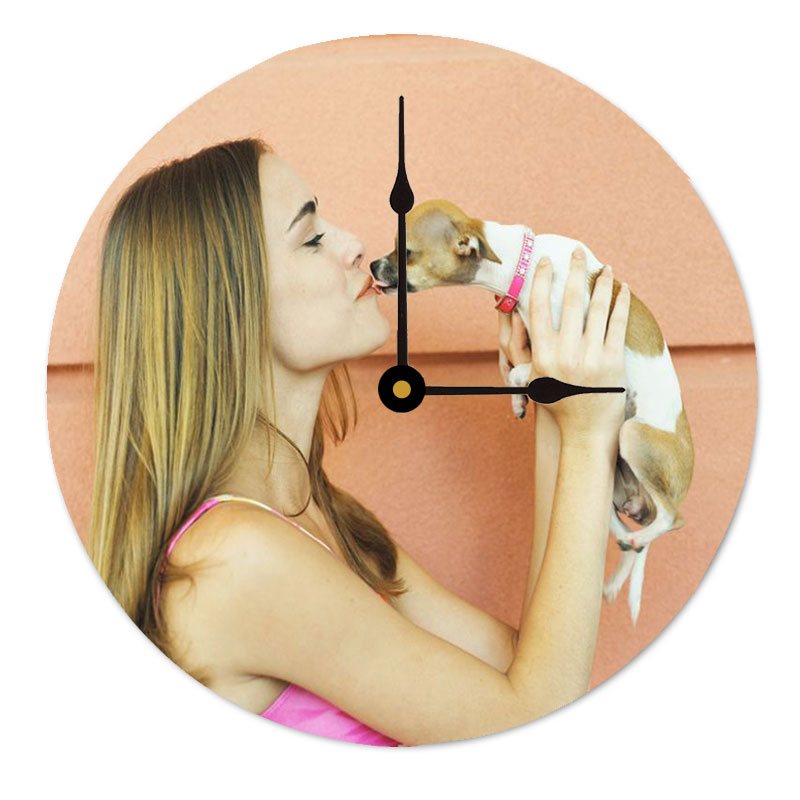 Design Your Own Photo Large Wall Clock