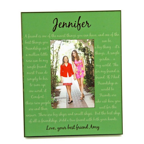 Best Friend Keepsake Picture Frame