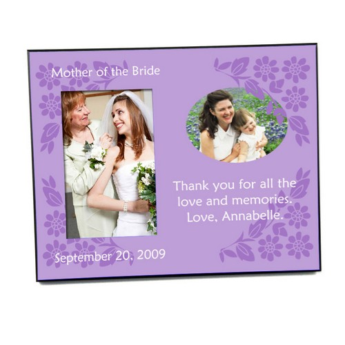 Mother Thank You Wedding Photo Frame