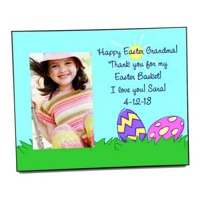 Easter Egg 4 x 6 Photo Frame