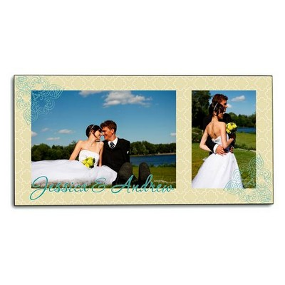 Wedding Memories Personalized Wall Art