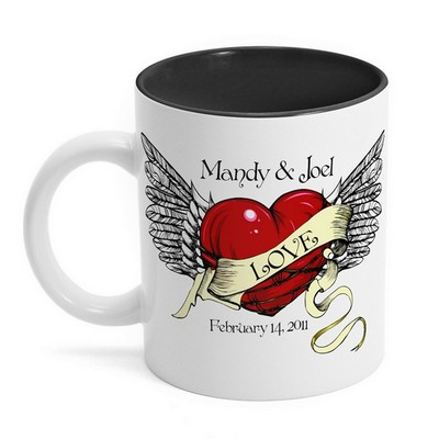 Tattoo Love Mug