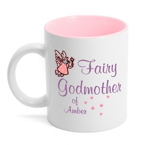 Fairy Godmother Personalized Coffee Mug