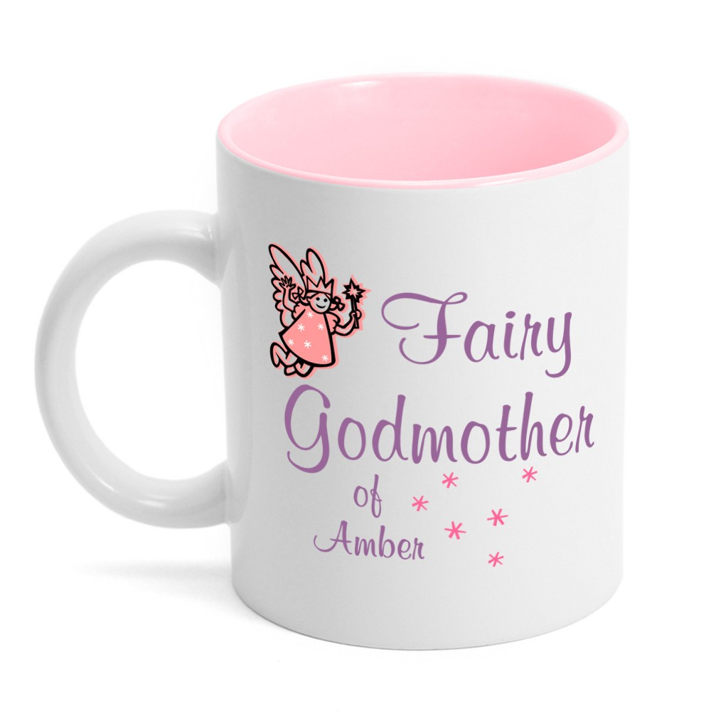 Fairy Godmother Personalized Coffee Mug