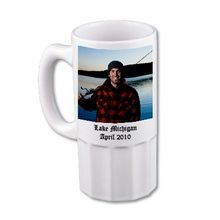 Design Your Own Photo Beer Mug