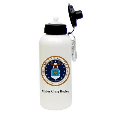 Air Force Aluminum Water Bottle