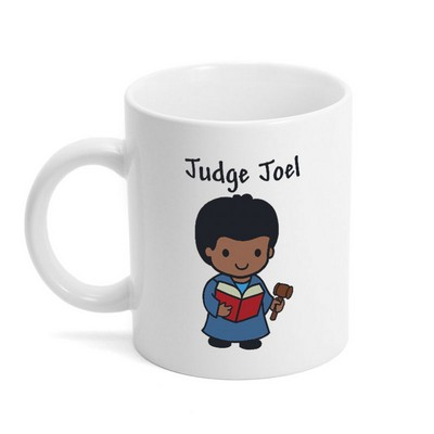 Custom Character Legal Mug