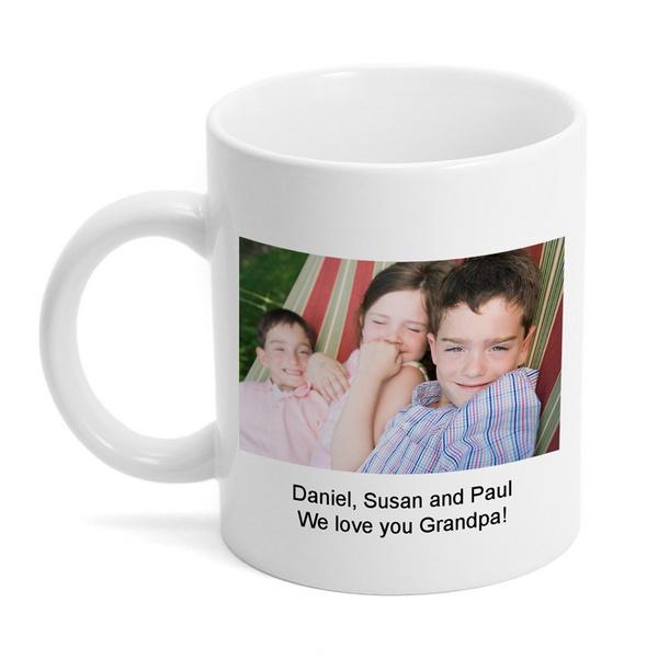Design Your Own Photo Coffee Mug