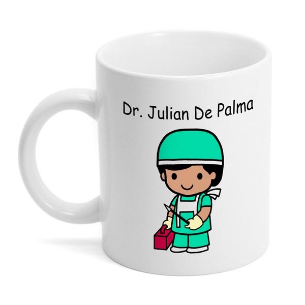 Mug Character Custom Custom Coffee Surgeon xedrCBo