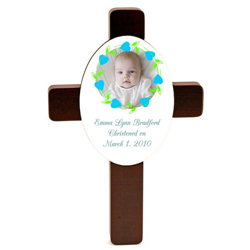 Surrounded by Love Keepsake Cross