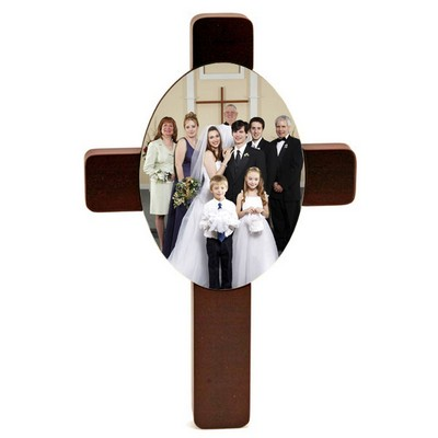 Design Your Own Photo Keepsake Cross