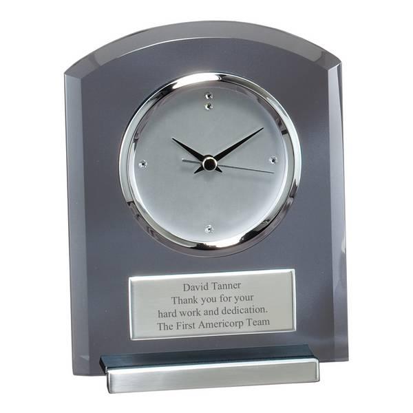 norm design decor metallic steel tumbler alarm clock desk modern wall menu collections large by in clocks burke