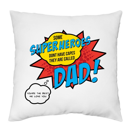 Super Dad Pillow Case
