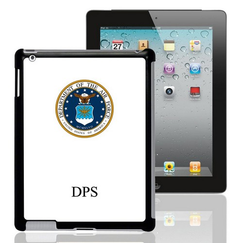 US Air Force Personalized iPad Case